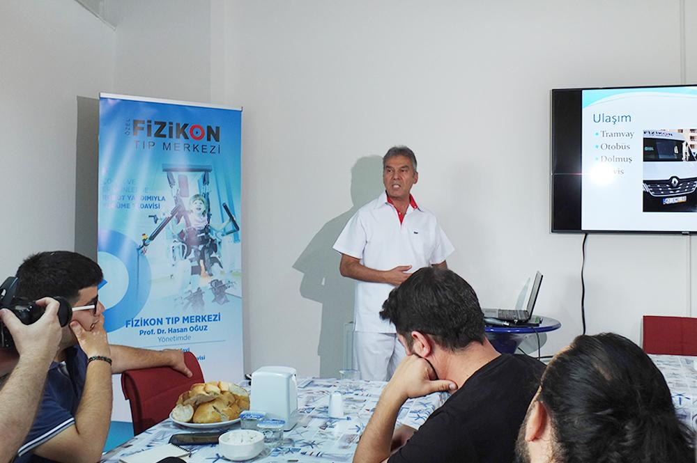 Fizikon Tıp Merkezi Basın Toplantısı
